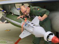 Cazabombarderos Eurofighter Typhoon alemanes asumen el role de ataque a tierra