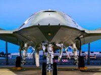Boeing presenta su diseño de avión cisterna no tripulado de la Armada