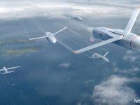 DARPA espera lanzar enjambres de drones desde un C-130s en 2019