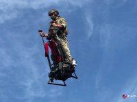 Zapata Ezfly: El segway aéreo que cualquiera puede volar