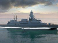BAE selecciona a Plasan para blindar las fragatas británicas Type 26