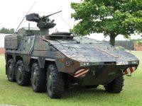 Rheinmetall suministrará a Australia más de 200 vehículos blindados de reconocimiento de ruedas de Bóxer