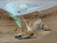 Nuevas tecnología contra el enjambre de drones
