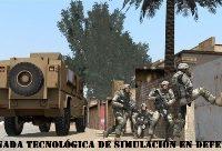 Jornada Tecnológica de Simulación en el ámbito de la Defensa