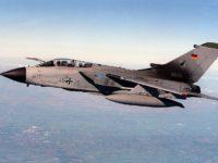 Los cazabombarderos Tornado alemanes no tienen capacidad para operar de noche