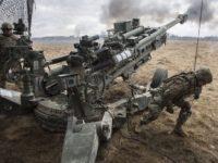 Artillería de precisión GPS, sin GPS