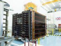 El satélite Carbonite-2 entra en órbita