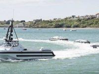 La Royal Navy recibe el primer sistema de dragaminas no tripulado