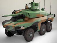 Jaguar, el nuevo vehículo de combate sobre ruedas francés