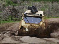 Yagu: Un Vehículo Blindado Ultraligero para Operaciones Especiales