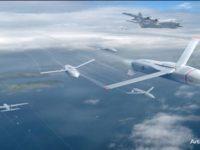 """Los """"Gremlins"""" convertirán a los aviones en portaaviones volantes"""