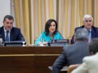 """La Ministra Robles: """"Es esencial asegurar una financiación suficiente, previsible, estable"""""""