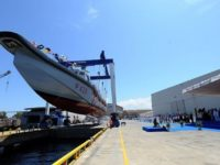 Botado el primer buque de alta velocidad para las Fuerzas Especiales de la Armada italiana
