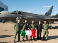 Italia pretende ralentizar la compra de aviones F-35 a EEUU
