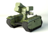 MBDA Y MILREM ROBOTICS desarrollarán  un UGV contracarro