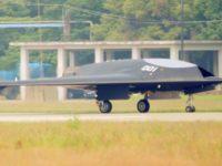 China presentará un bombardero con diseño de ala voladora