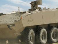 General Dynamics presentó una nueva versión del Piranha en Bulgaria