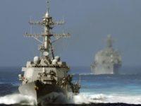 La Armada de EE.UU. integra antenas de identificación de amigo o enemigo (IFF) de BAE Systems