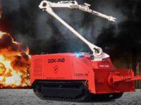 Croacia e Israel desarrollarán un vehículo robótico para operaciones en entornos CBRNE