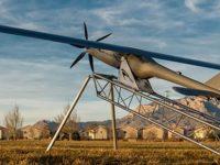 Láseres para suministrar energía a aviones teledirigidos en vuelo