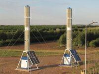 WindEol, un aerogenerador eólico de eje vertical