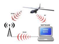 Aeronáutica SDLE presentó en Desei+d su sistema 3G/4G para RPAS