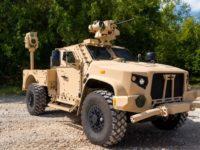 CLWS: Láser contra drones para los marines