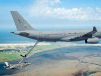 Francia quiere adelantar la entrega de los tanqueros de Airbus