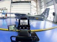 Indra apuesta por los drones en la logística y la simulación