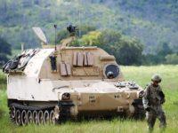 BAE suministrará sistemas de artillería Paladín de 155 mm al Ejército de EE.UU.