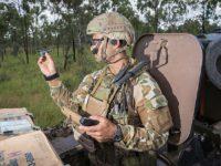Australia integra UAVs a nivel pelotón