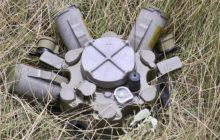 La mina Spider controlada por un ser humano