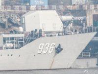 El Railgun chino se hace a la mar