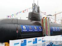 Nueva batería duplica el tiempo de operación de los submarinos, dice Corea del Sur
