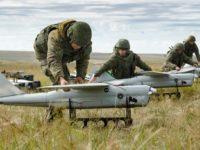 Drones rusos pueden interferir teléfonos móviles a 100km de distancia