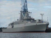 Alemania aprueba la exportación de fragatas a Egipto