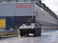 Joint Venture entre BAE Systems inglesa y la alemana Rheinmetall para fabricar vehículos de combate