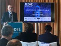 """de Rábago: """"La ciberseguridad es una prioridad en la transformación digital"""""""