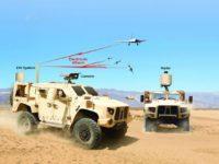 SCR proporciona un sistema antidrones pequeños al Ejército de EEUU