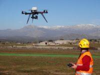 DroneXservices es la primera operadora de RPAS autorizada para volar en espacio aéreo controlado