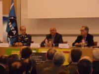 """El secretario de Estado de Defensa """"anima"""" a la industria """"a ir pensando en los satélites Paz 2 e Ingenio 2"""""""