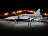 Saab propone su avión Gripen para el proyecto de aviones de caza HX de Finlandia