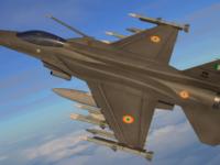 """Lockheed Martin presenta el F-21 Fighter, un concepto """"Beefy"""" del F-16 que se está introduciendo en la India"""