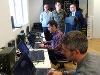 Éxito en el envío de mensajes VMF con radios tácticas del Ejército de Tierra con Tecnobit