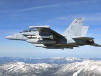 Northrop Grumman inicia el desarrollo a gran escala del misil anti-radar AARGM-ER para los aviones de combate