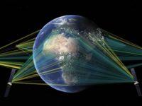 La constelación O3b consta ya de 20 satélite en órbita a 8.063 km.