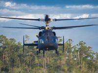 Primer Vuelo del SB-1 Defiant, posible sustituto del Blackhawk
