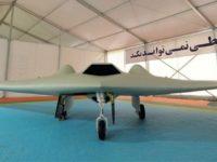 Irán realiza un ejercicio masivo de drones sobre el Golfo Pérsico