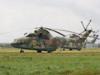 Rusia hace gala de helicópteros pesados con los nuevos vuelos de prueba del Mi-26