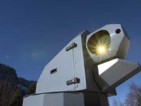 Rheinmetall ha probado una nueva estación de armas láser
